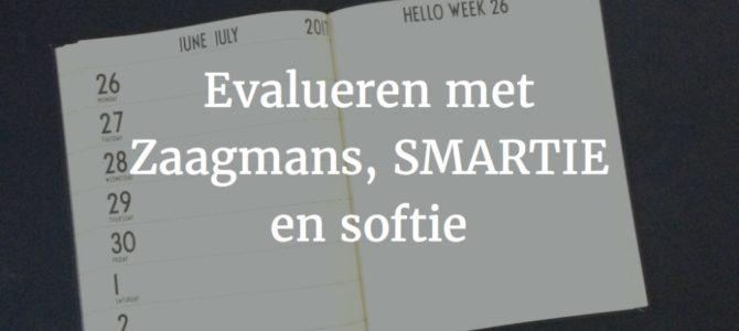 Evalueren met Zaagmans, SMARTIE en softie - Buro Freecon Smarties Doelen
