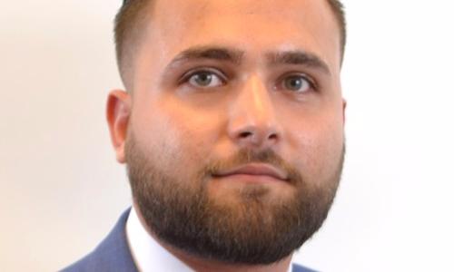 Dawar Aria, eigenaar van Aria Recruitment