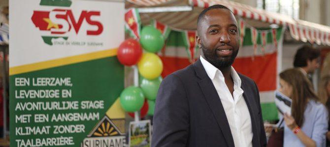 Melvin Seedorf, Stage & Verblijf Suriname